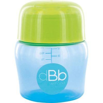 Biberon large ouverture compact 150ml sans BPA
