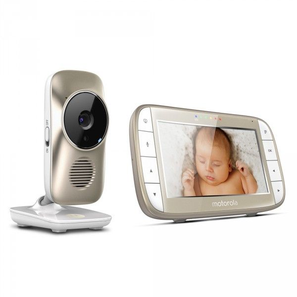 Ecoute bébé connecté MBP845