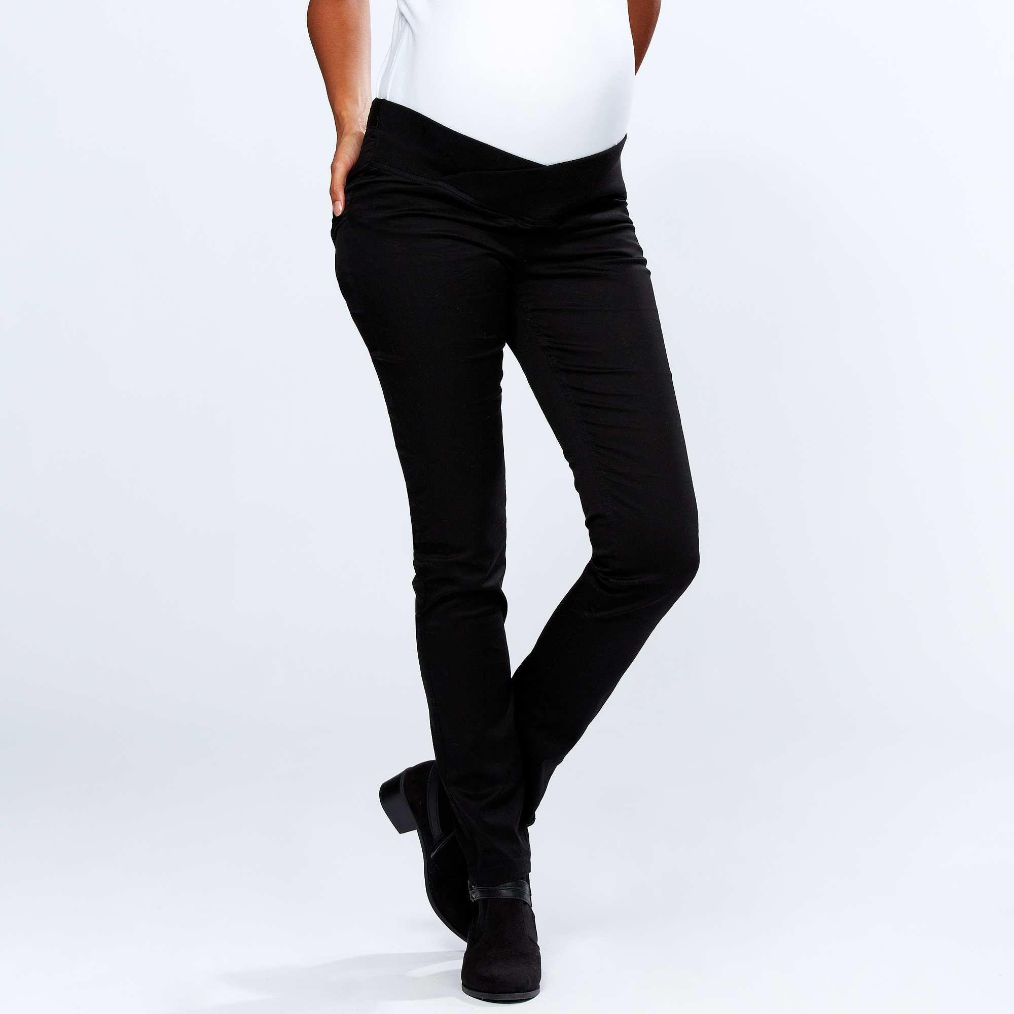 Pantalon de grossesse taille basse
