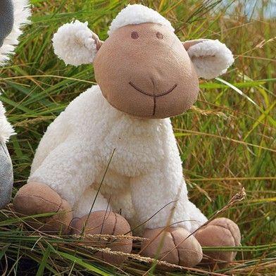 Peluche Mouton câlin