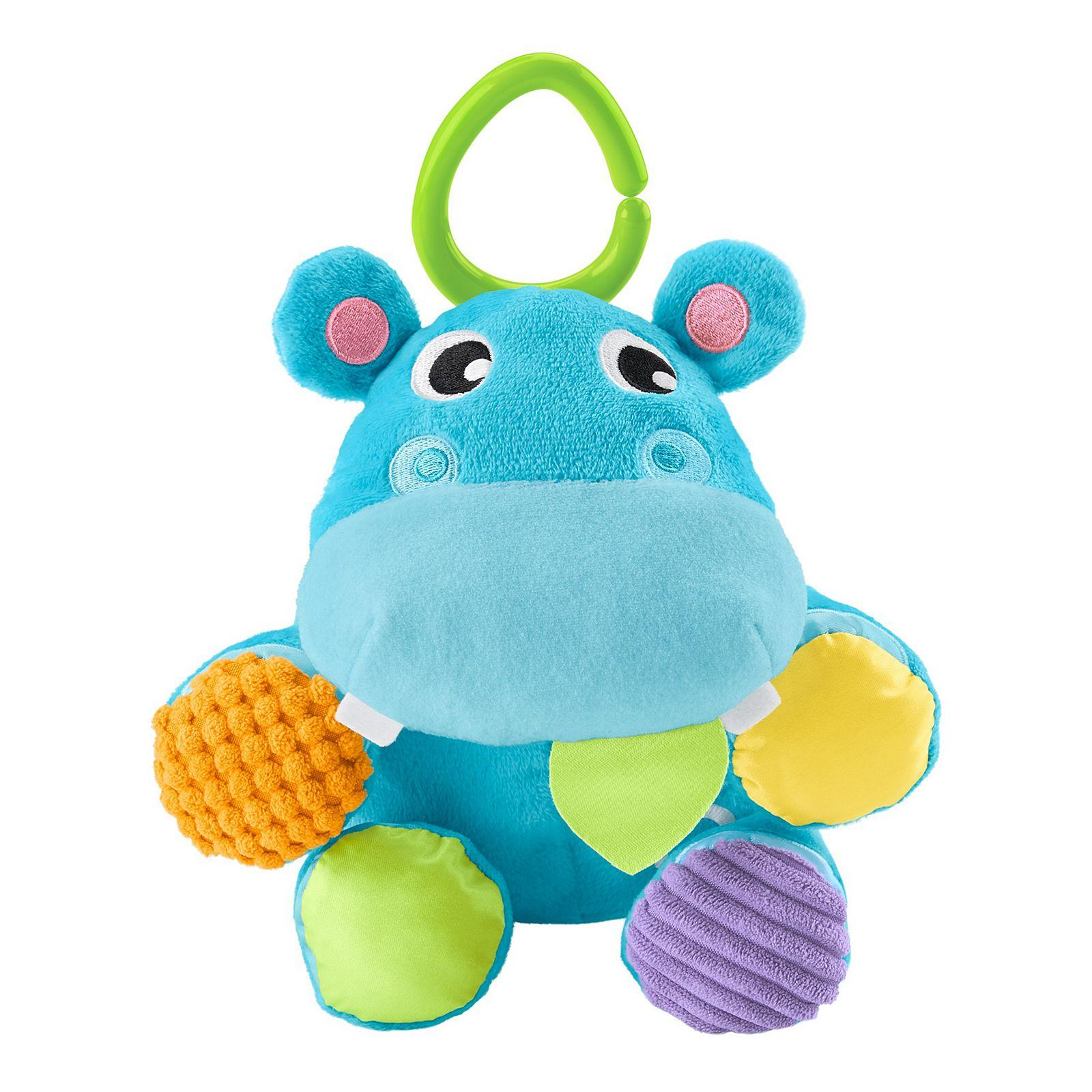 Peluche interactive mon Hippo 2-en-1