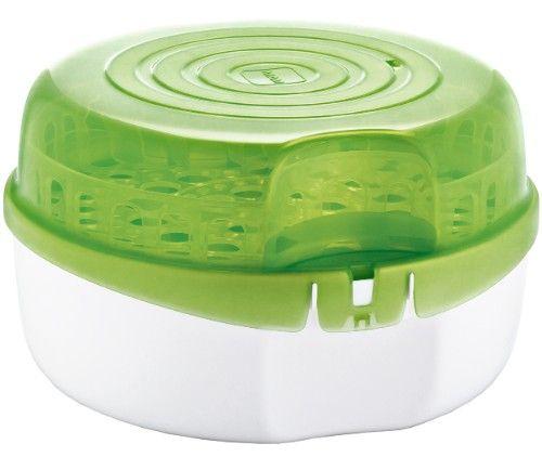 Stérilisateur vapeur micro-ondes