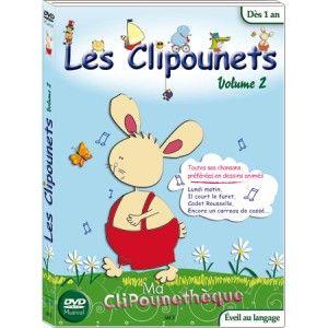 DVD Ma clipounethèque Volume 2