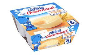 P'tit Gourmand Semoule au lait NESTLÉ