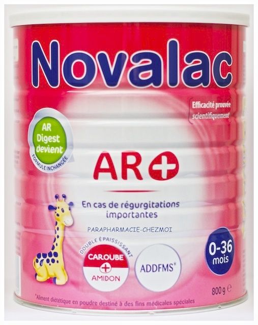 Lait AR + NOVALAC