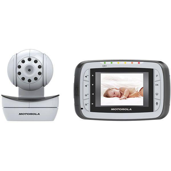 Ecoute bébé vidéo MBP 40