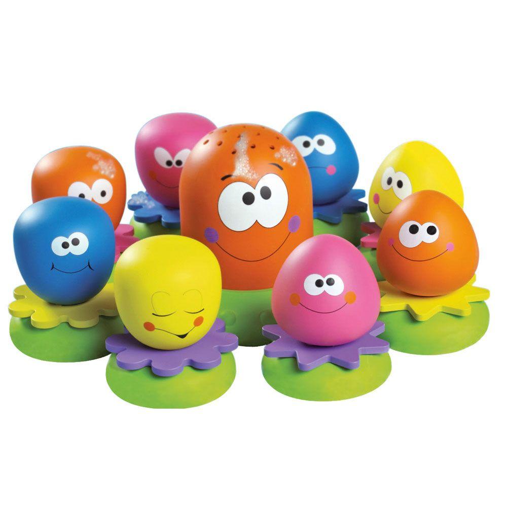 Poulpy et ses amis