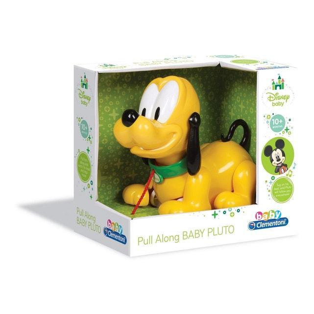 Baby Pluto te suit partout