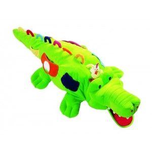 Crocodile d'activités Theophile