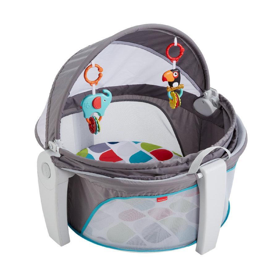 Panier de voyage bébé