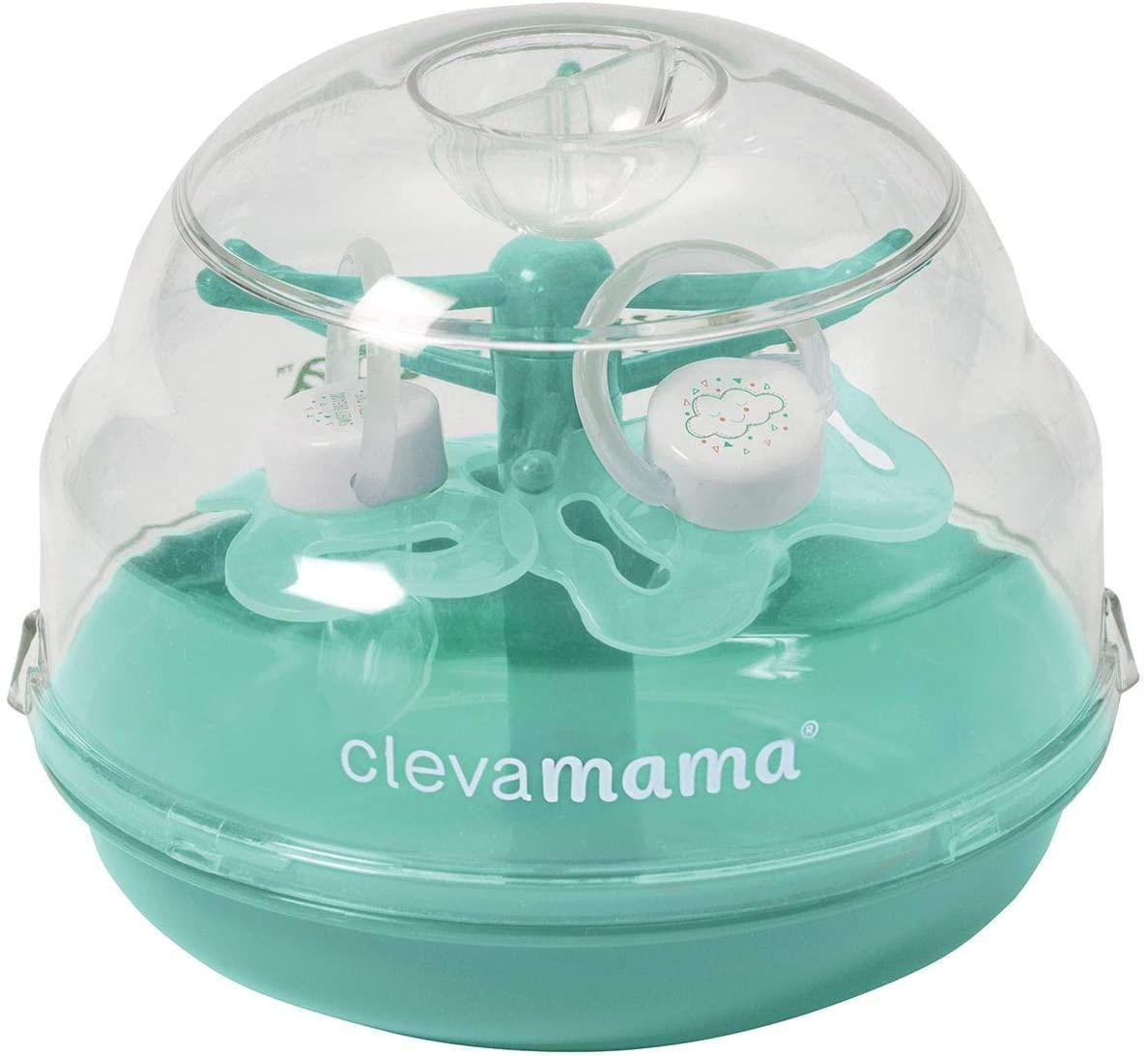 Stérilisateur Micro-Ondes pour Sucette et Tétine Bébé (sans BPA)