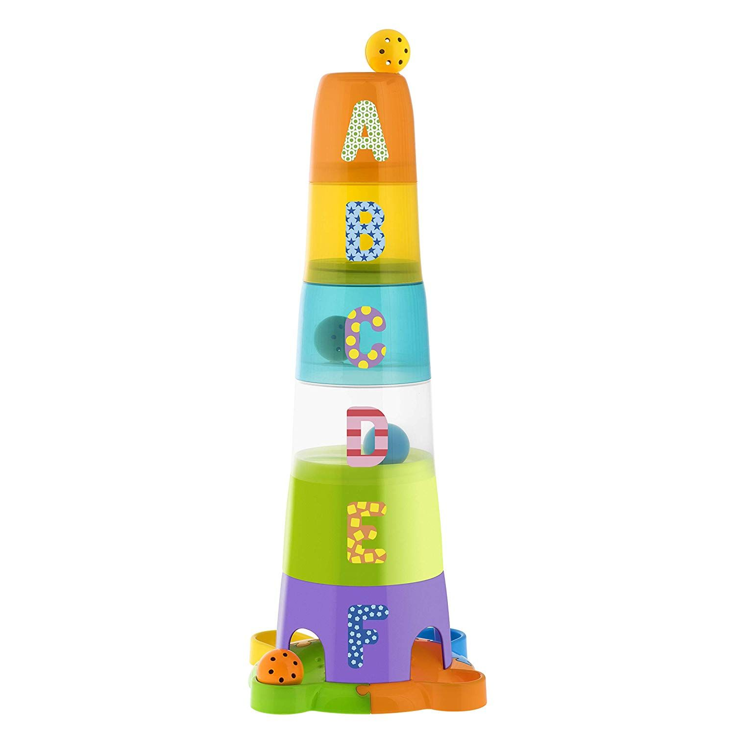Jeu d'empilage Stack & Fun CHICCO
