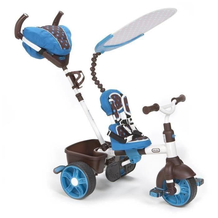 Tricycle évolutif 4 en 1 Sports Edition
