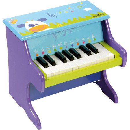 Le piano de Boikido