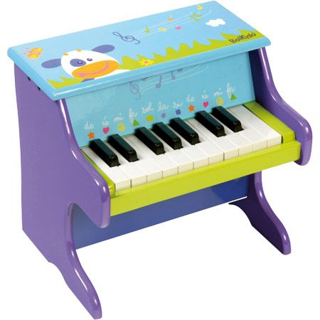 Le piano de Boikido BOIKIDO