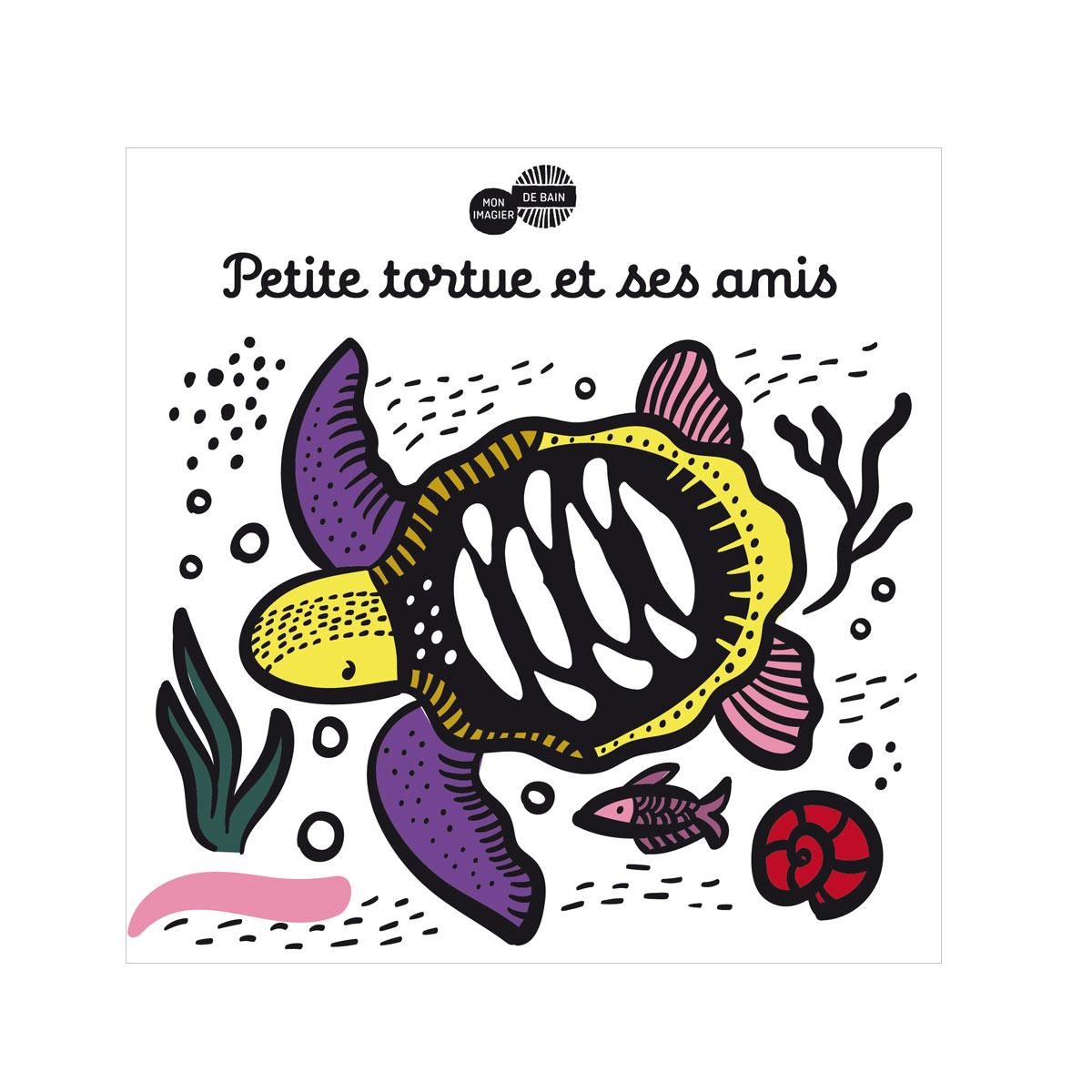 Livre Petite tortue et ses amis