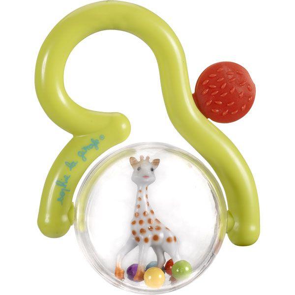 Hochet fraisy Sophie la girafe VULLI