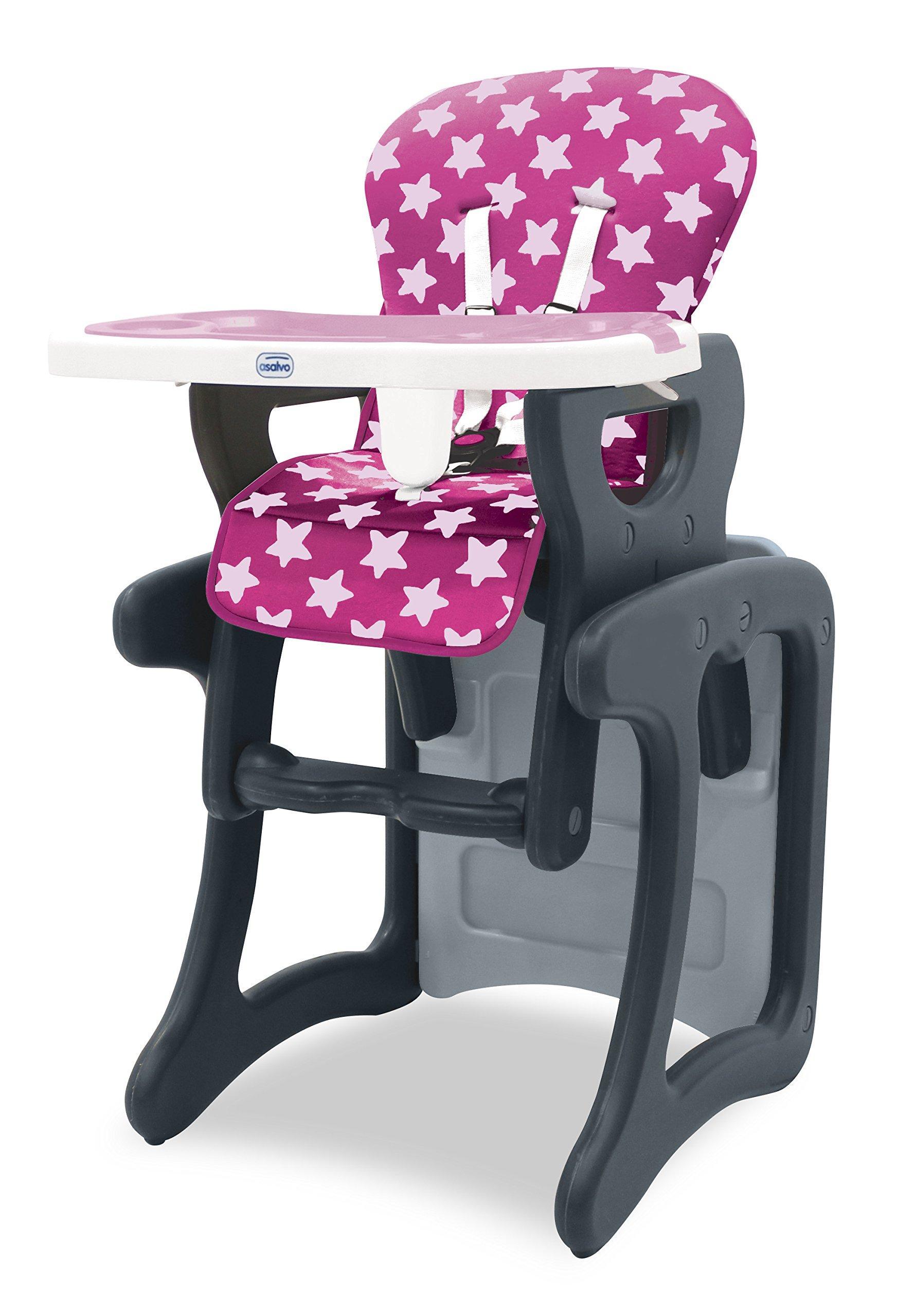 Chaise haute convertible
