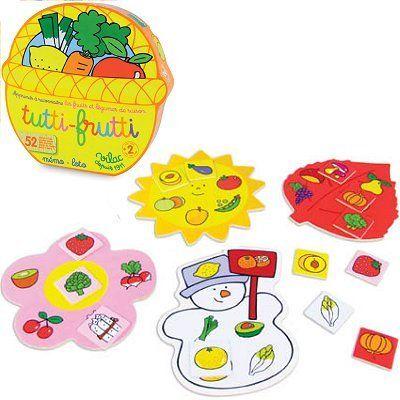 Tutti Frutti Memo Loto
